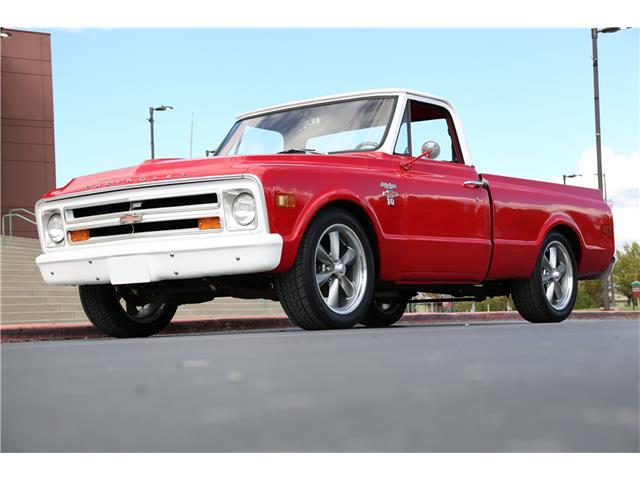 1968 Chevrolet C/K 10   934657