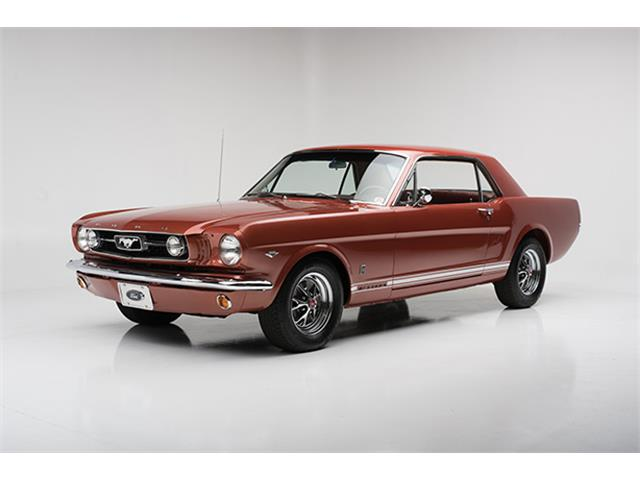 1966 Ford Mustang GT   934658
