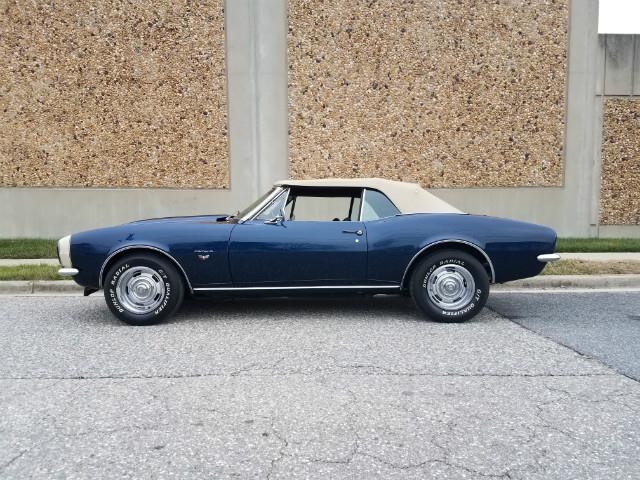 1967 Chevrolet Camaro | 930466
