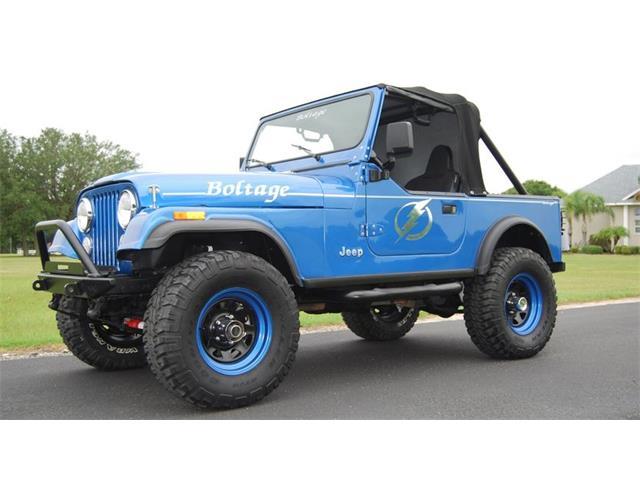 1984 Jeep CJ7 | 934664