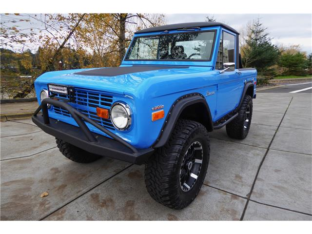 1971 Ford Bronco | 934665