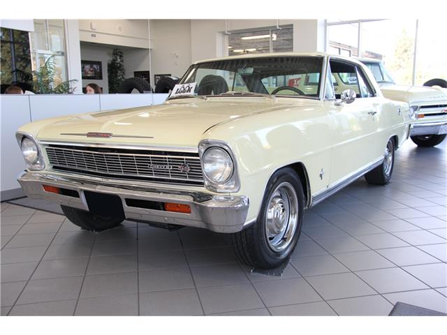 1966 Chevrolet Nova SS   934675