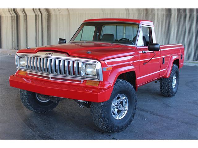 1984 Jeep CJ | 934676