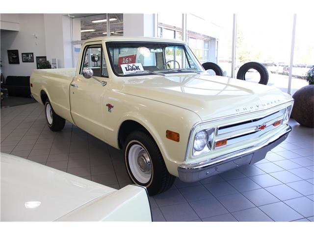 1968 Chevrolet C/K 10   934679