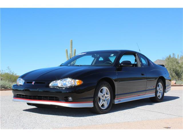 2002 Chevrolet Monte Carlo | 934682