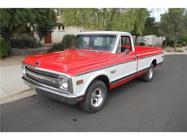 1969 Chevrolet C/K 10 | 934685