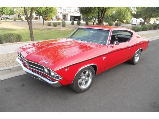 1969 Chevrolet Chevelle SS | 934687