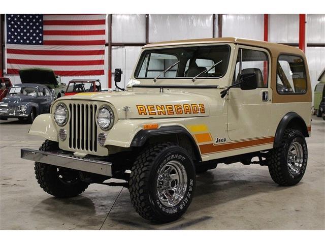 1985 Jeep CJ7 | 930469