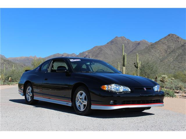 2002 Chevrolet Monte Carlo | 934692