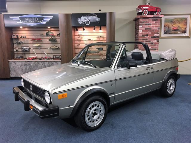 1985 Volkswagen Cabriolet | 930047