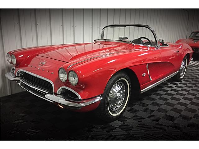 1962 Chevrolet Corvette | 934704
