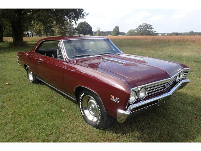 1967 Chevrolet Chevelle SS | 934712