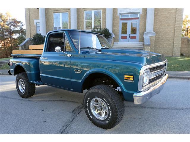 1969 Chevrolet C/K 10 | 934713