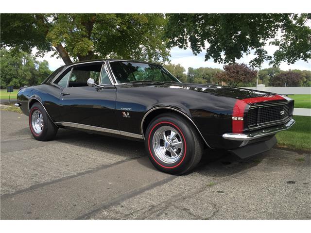 1967 Chevrolet Camaro | 934719