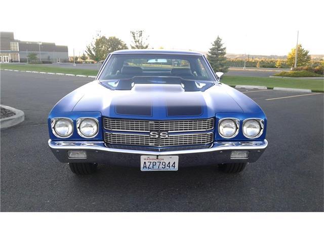 1970 Chevrolet Chevelle SS | 934721
