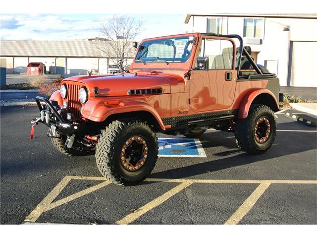 1984 Jeep CJ7 | 934726