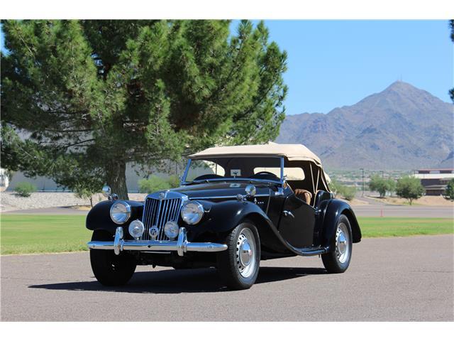 1954 MG TF | 934727