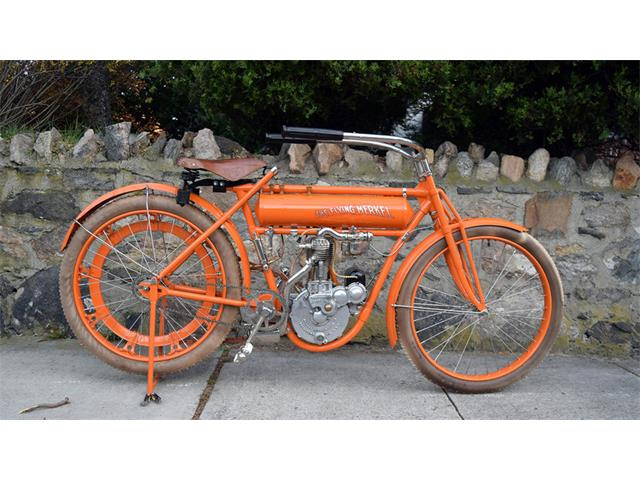 1911 Flying Merkel Orange | 934737
