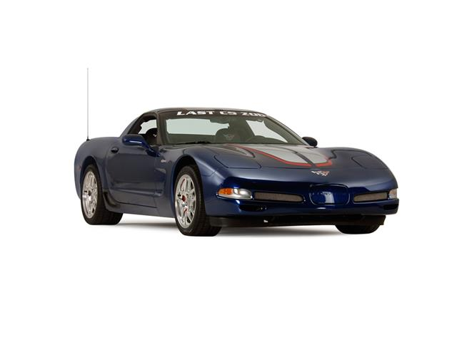 2004 Chevrolet Corvette   934744