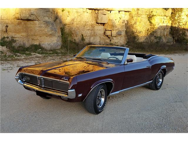 1969 Mercury Cougar XR7 | 934747