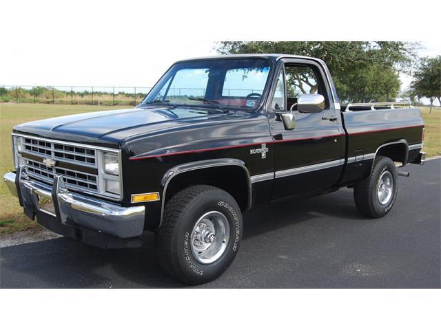 1986 Chevrolet Silverado | 934752