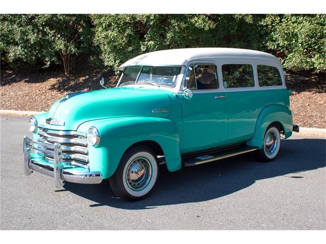 1952 Chevrolet Suburban | 934758