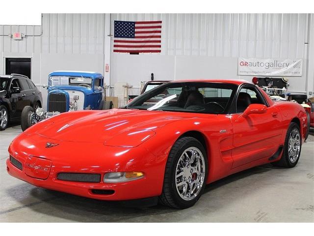 2004 Chevrolet Corvette | 930476