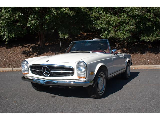 1968 Mercedes-Benz 280SL | 934761