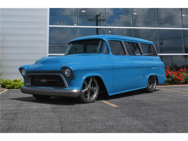 1957 Chevrolet Suburban | 934765