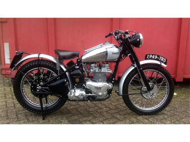 1949 Triumph TR5 | 934767