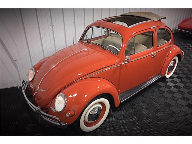 1956 Volkswagen Beetle | 934779