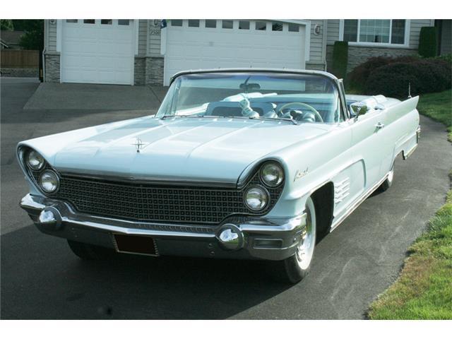 1960 Lincoln Continental Mark V   934783