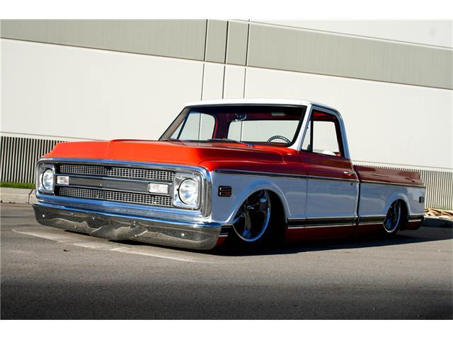 1969 Chevrolet C/K 10 | 934787