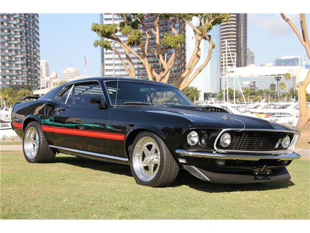 1969 Ford Mustang Mach 1 | 934790
