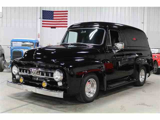 1953 Ford Panel Truck | 930481