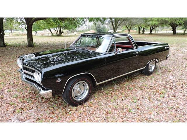 1965 Chevrolet El Camino   934814
