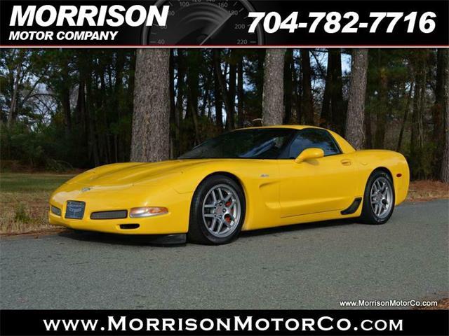 2003 Chevrolet Corvette | 930482