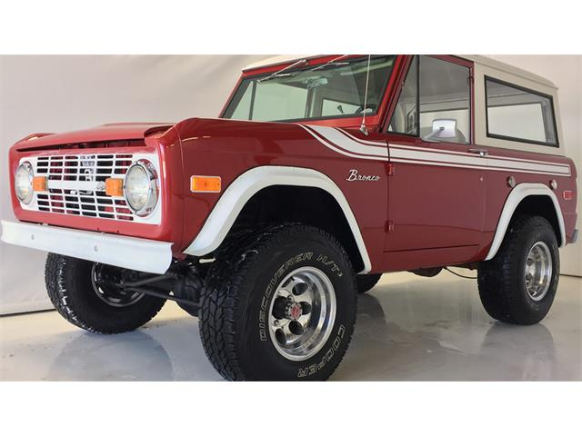 1975 Ford Bronco   934835