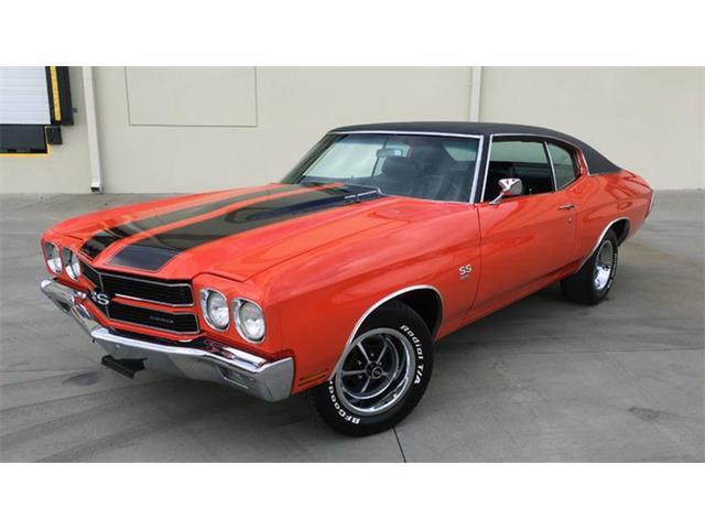 1970 Chevrolet Chevelle SS | 934837