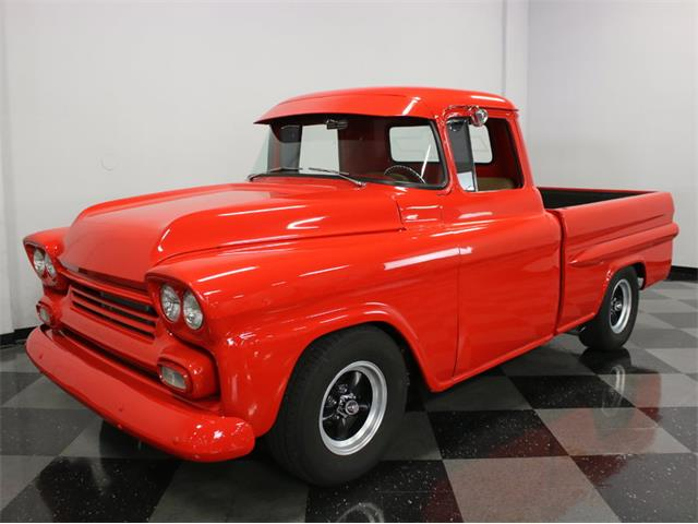 1958 Chevrolet Apache | 930484