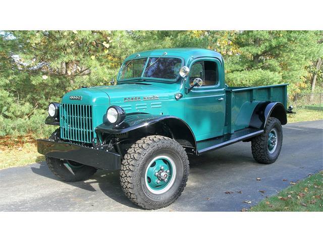 1947 Dodge Power Wagon   934854