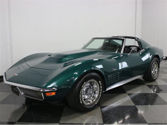 1971 Chevrolet Corvette | 930486
