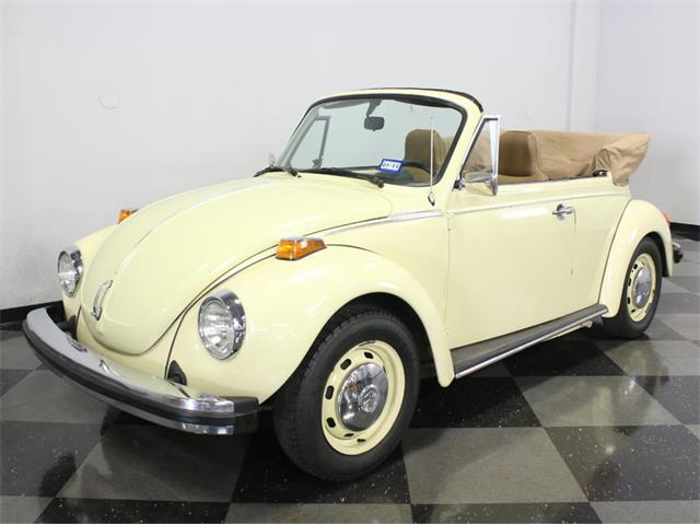 1975 Volkswagen Super Beetle Convertible | 930488