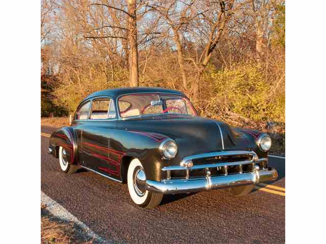 1949 Chevrolet Fleetline 2DR Custom | 934886