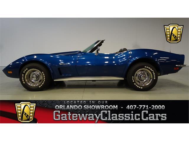 1973 Chevrolet Corvette | 934887