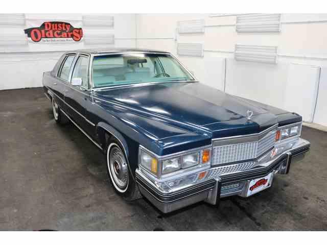 1979 Cadillac Fleetwood Brougham | 934888