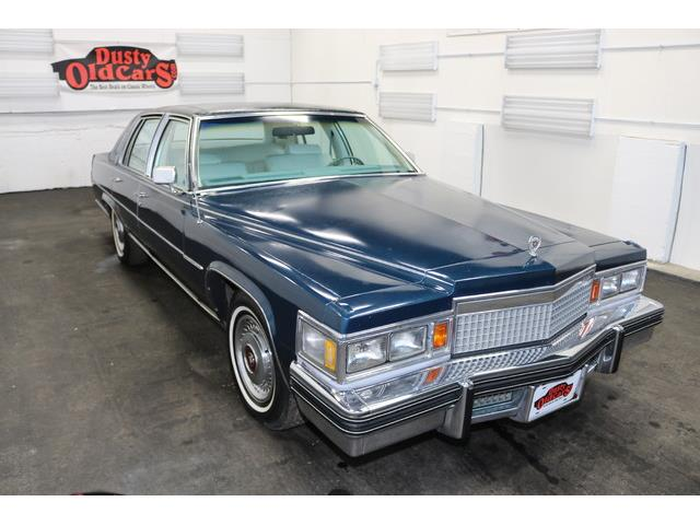 1979 cadillac fleetwood brougham 934888. Cars Review. Best American Auto & Cars Review