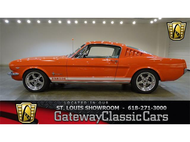 1965 Ford Mustang | 934897