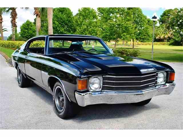 1972 Chevrolet Chevelle | 930490