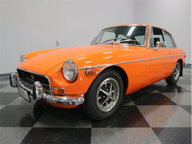 1971 MG BGT | 934904